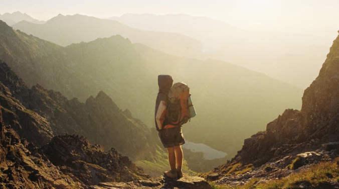 Leicht zu Fuß unterwegs dank Ultraleicht Trekking